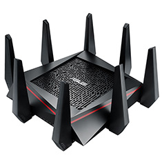 ASUS RT-AC5300 Tri-Band Gigabit Wireless Router