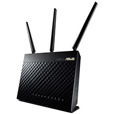 ASUS RT-AC68U Dual Band Wireless AC1900 Router
