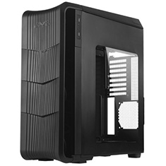 Silverstone Raven RV04B-W Tower Case with Window