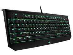 Razer BlackWidow Ultimate Stealth 2014 Mech Gaming Keyboard