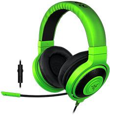 Razer Kraken Pro 2015 Analog Gaming Headset Green