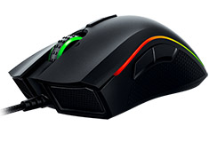 Razer Mamba Tournament Edition Chroma RGB Laser Gaming Mouse