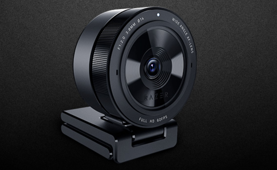 מצלמת רשת Razer Kiyo Pro USB Camera with Adaptive Light Sensor
