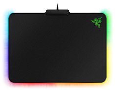Razer Firefly Chroma RGB Hard Gaming Mouse Mat