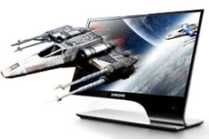 Samsung S27A950D 27in 3D LED Monitor