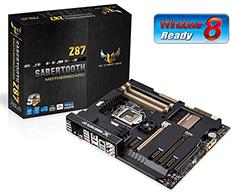 ASUS Sabertooth Z87 Motherboard