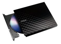 ASUS SDRW-08D2S-U Lite Black External DVD Burner