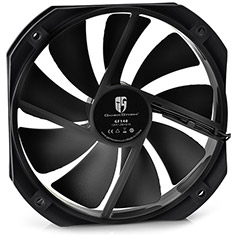 Deepcool Gamer Storm GF140 140mm PWM Case Fan Black