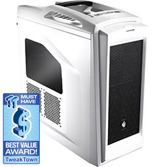 CoolerMaster CM Storm Scout 2 Ghost White