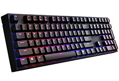 Cooler Master QuickFire XTi Mech Gaming Keyboard Cherry Blue