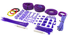 ModSmart Professional Sleeving Kit UV Purple