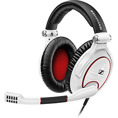 Sennheiser GAME ZERO White Gaming Headset
