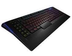 SteelSeries Apex Illuminated Gaming Keyboard