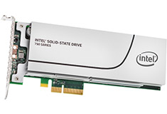 Intel 750 PCI-Express 400GB SSD