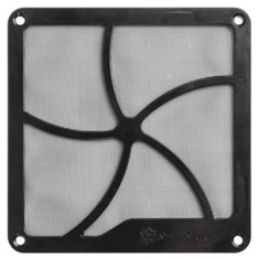 SilverStone FF122 120mm Fan Filter with Magnet