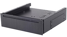 SilverStone FP58B 5.25in Cover Bay for Slot loading Slim ODD