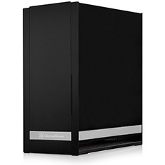 SilverStone Fortress FT05B-W Case Black