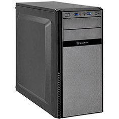SilverStone Precision PS11B-Q Mid Tower Chassis