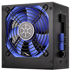 SilverStone Strider ST60F-PB Bronze 600W Power Supply