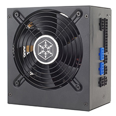 SilverStone Strider ST60F-PS Silver 600W Power Supply