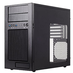 Silverstone TJ08-EW Case with Window
