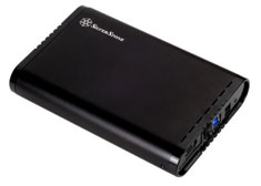 Silverstone TS07B 3.5in SSD/HDD USB 3.0 Enclosure