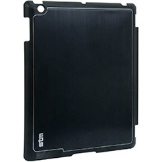 STM Half Shell for iPad Black