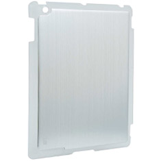 STM Half Shell for iPad Silver