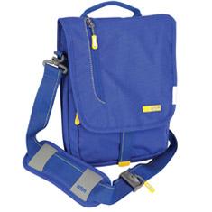 STM Linear Shoulder Bag for iPad & 10in Tablets Blue