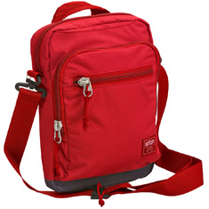 STM Link Shoulder Bag for iPad & 10in Tablets Red
