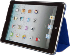 STM Marquee iPad Mini Case Blue