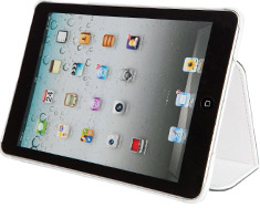 STM Marquee iPad Mini Case White
