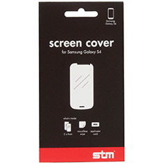 STM Samsung Galaxy S4 Screen Protector