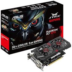 ASUS Radeon R7 370 Strix DirectCU II OC 4GB