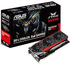 ASUS Radeon R9 390 Strix DirectCU III OC 8GB