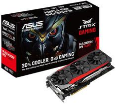 ASUS Radeon R9 Fury Strix DirectCU III OC 4GB