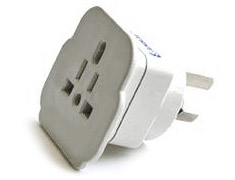 Universal Travel Adapter for 240V Devices
