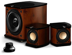 Swan M20W Powered 2.1 System