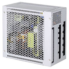 SilverStone Nightjar Fanless NJ520 Platinum 520W Power Supply
