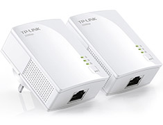 TP-Link TL-PA211 200Mbps Powerline Ethernet Adapter Kit V3
