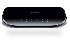 TP-Link SG1005D 5 port Unmanaged Gigabit Desktop Switch