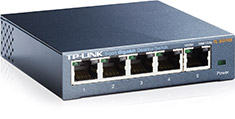 TP-Link TL-SG105 5 Port Desktop Gigabit Switch
