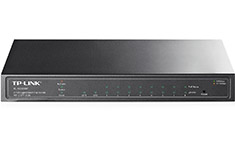 TP-Link TL-SG2210P 8-Port Gigabit Smart PoE Switch