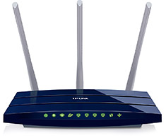 TP-Link TL-WR1043ND Wireless N Gigabit Router