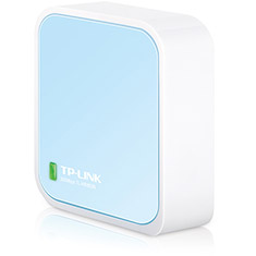 TP-Link TL-WR802N 300Mbps Wireless N Portable Router