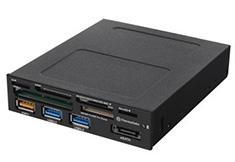 Thermaltake Black Extreme Speed 3.0 Plus Card Reader