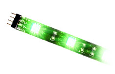 Thermaltake Green Lumi Colour 12 LED Strip 30cm