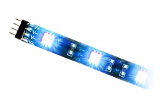 Thermaltake Blue Lumi Colour 12 LED Strip 30cm