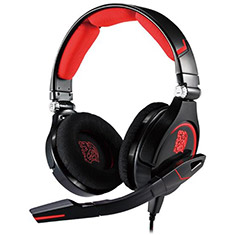 Tt eSPORTS Cronos Gaming Headset Black/Red