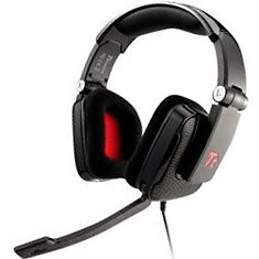 Tt eSPORTS Shock 3.5mm Gaming Headset Black